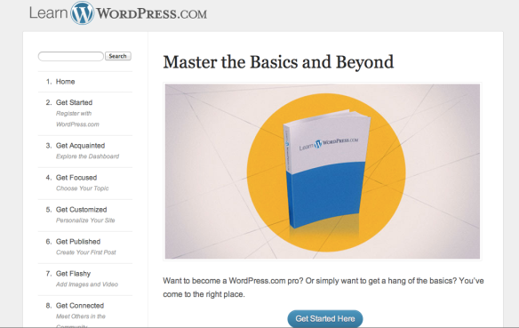 Big lean wordpress screenshot